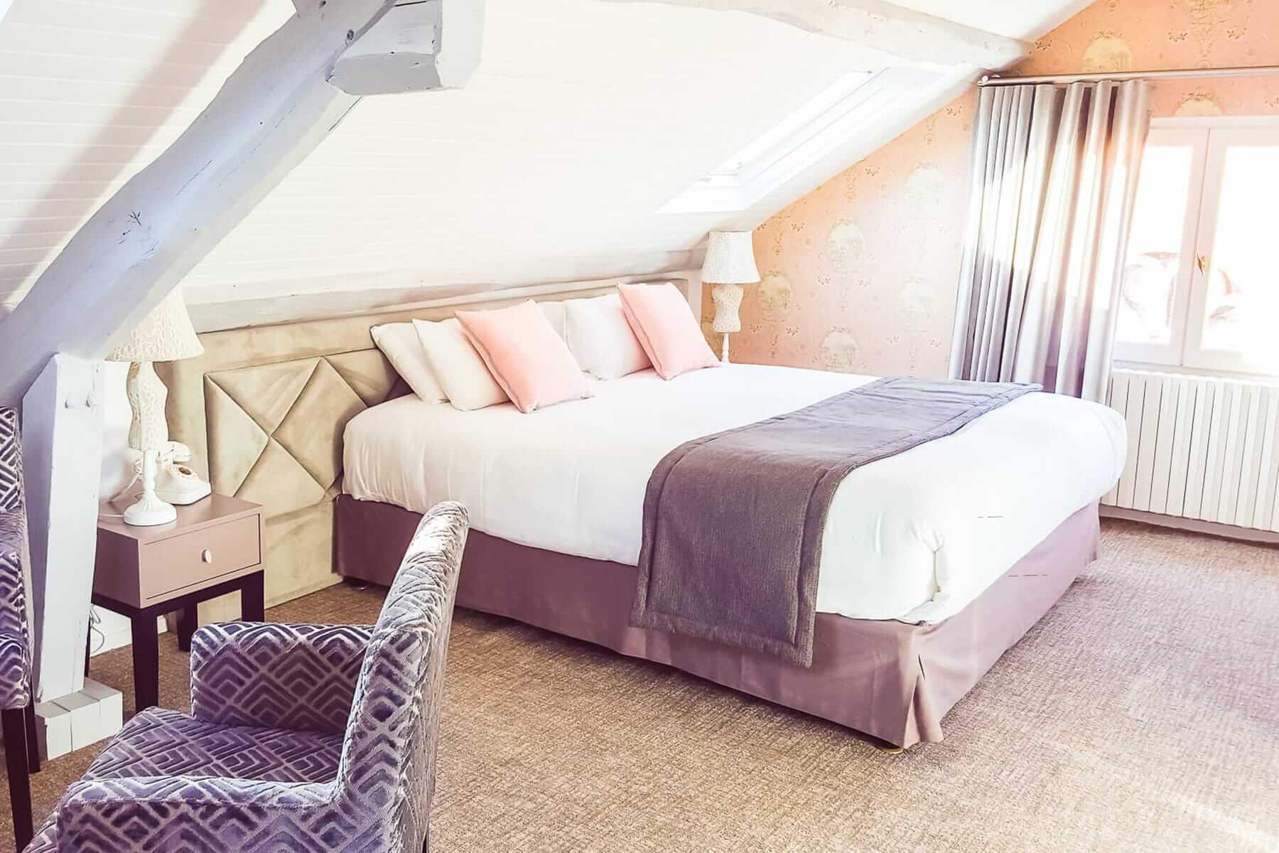 Suite vue sur ciel les jardins d 39 picure - Hotel avec jacuzzi dans la chambre midi pyrenees ...