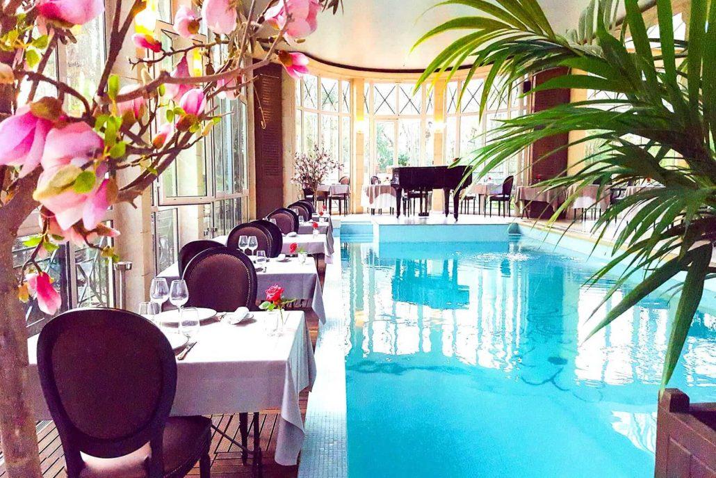 le restaurant romantique vous accueille de mardi soir dimanche midi 12h 14h 19h 21h30 - Jardin D Epicure
